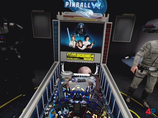 Screenshot - Star Wars Pinball VR (PlayStationVR) 92640879