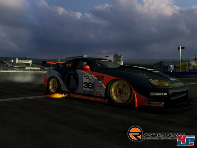 rFactor - Test, Rennspiel, PC - 4Players de