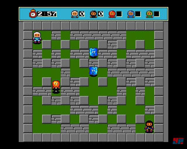 Screenshot - Bomberman - Dynablaster (Oldie) (PC) 92480783