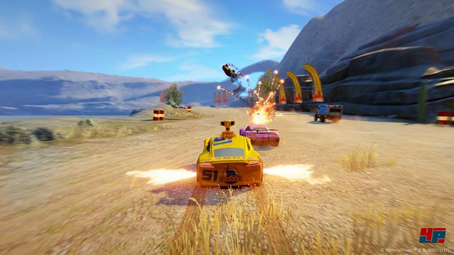 Screenshot - Cars 3: Driven to Win (360)