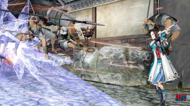 Screenshot - Samurai Warriors 4 (PlayStation4) 92492927