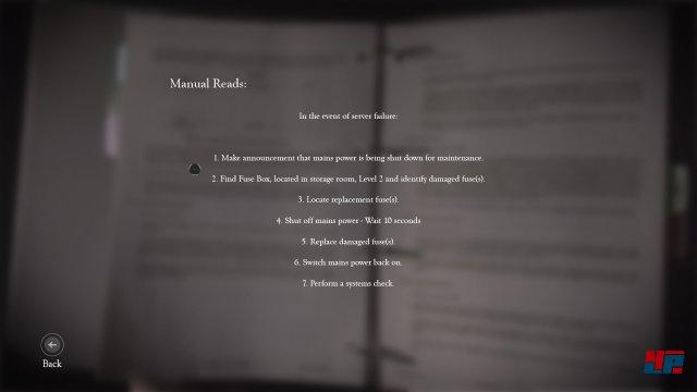 Screenshot - The Bunker (PC) 92533929