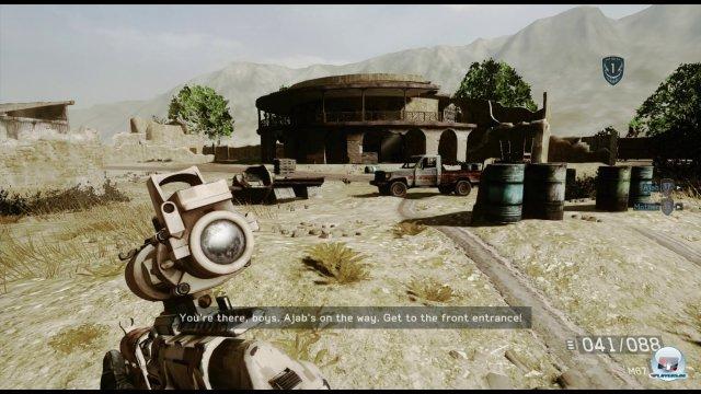Screenshot - Medal of Honor: Warfighter (360) 92415232