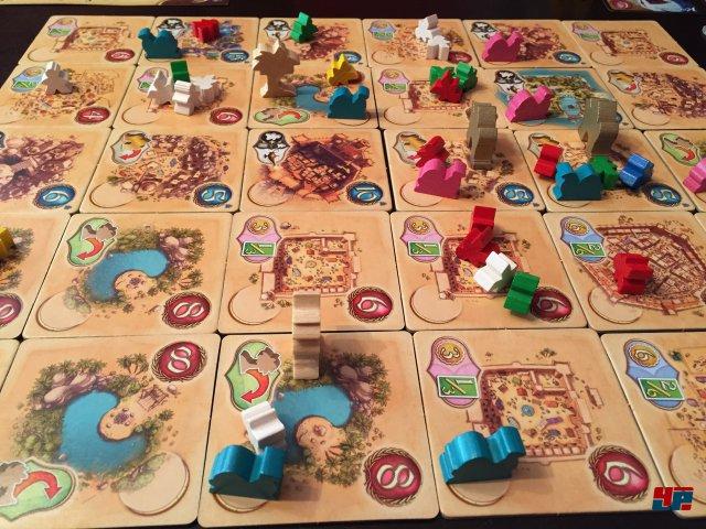 Screenshot - Five Tribes (Spielkultur) 92504889