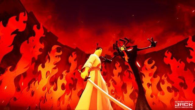 Screenshot - Samurai Jack: Battle Through Time (PC, PS4, Switch, One)