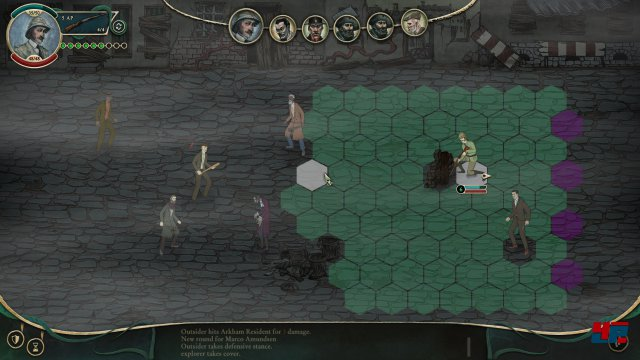 Screenshot - Stygian: Reign of the Old Ones (PC) 92570364