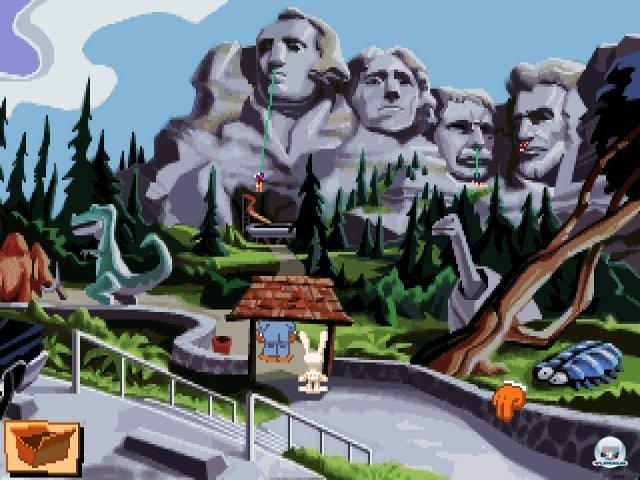 Screenshot - Sam & Max Hit the Road (PC) 92431897