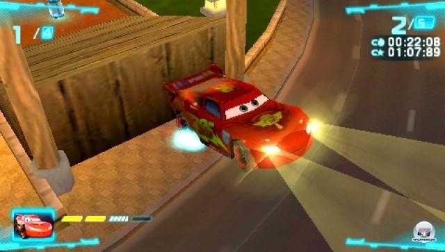 Screenshot - Cars 2 (PSP) 2247897