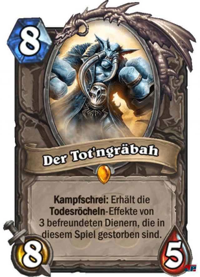 Screenshot - Hearthstone: Rastakhans Rambazamba (Android) 92578612