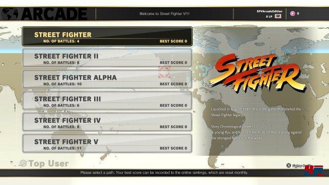 Die Arcade-Edition bietet den längst überfälligen Arcade-Modus, der versucht, die aktuelle Mechanik mit nostalgischen Erinnerungen zu verknüpfen.