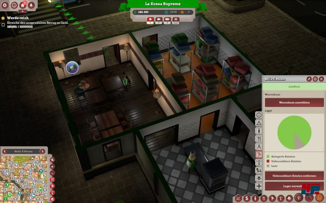 Screenshot - Pizza Connection 3 (PC) 92562607