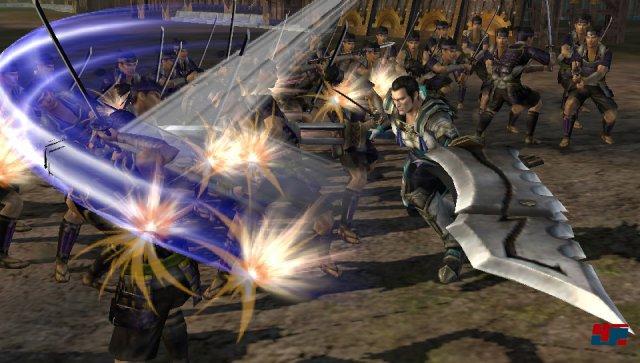 Screenshot - Samurai Warriors: Chronicles 3 (PS_Vita) 92506546