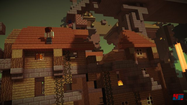Screenshot - Minecraft: Story Mode - Episode 2: Montage erforderlich (360) 92516455
