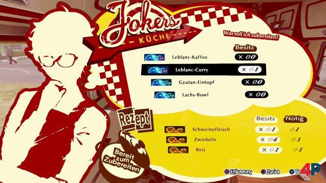 Screenshot - Persona 5 Strikers (PS4) 92634846
