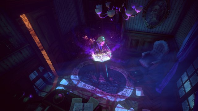 Screenshot - Arkham Horror: Mother's Embrace (PC)