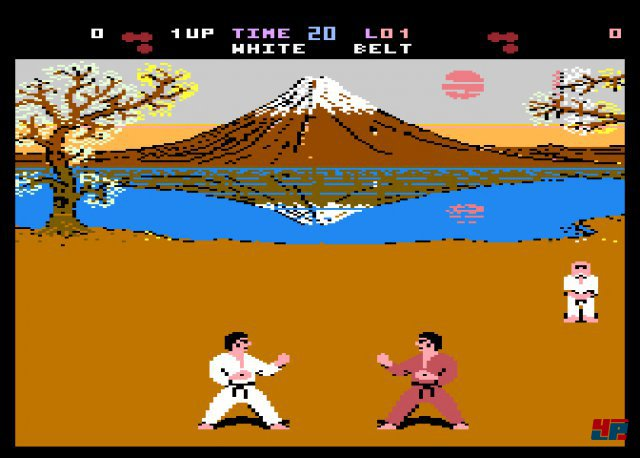 Screenshot - International Karate (PC)