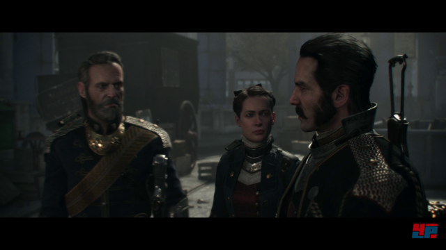 Screenshot - The Order: 1886 (PlayStation4) 92499875