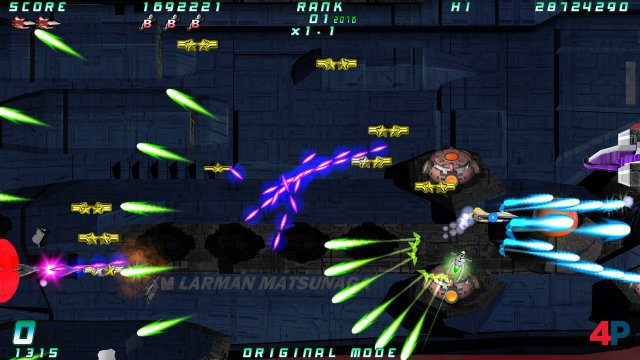 Screenshot - Rolling Gunner (Switch) 92592519