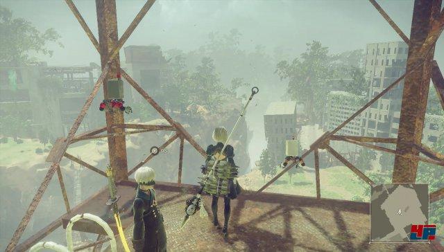 Screenshot - NieR: Automata (PS4) 92540393