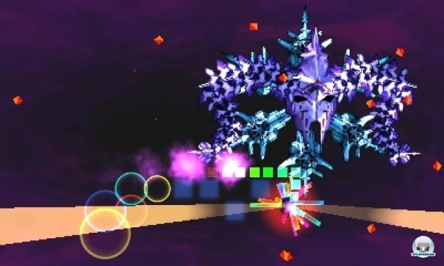 Screenshot - Dream Trigger 3D (NDS)