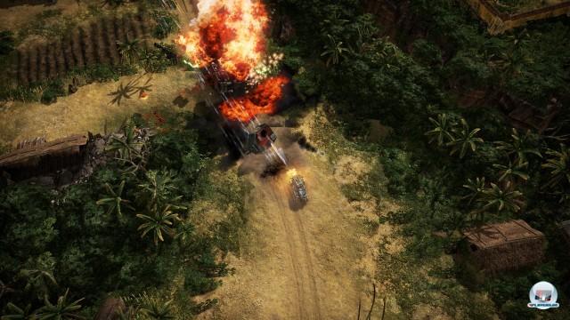 Screenshot - Renegade Ops (PC) 2223429