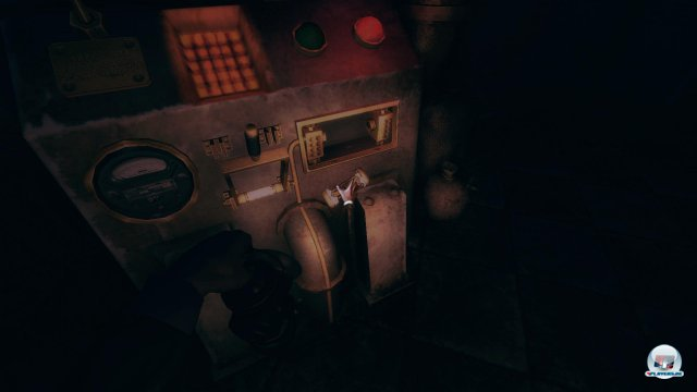 Screenshot - Amnesia: A Machine for Pigs (PC) 92468674