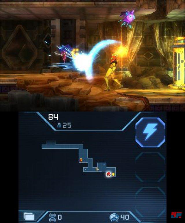 Screenshot - Metroid: Samus Returns (3DS) 92550505