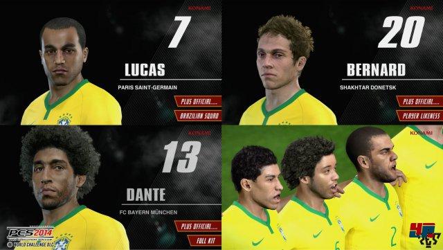 Screenshot - Pro Evolution Soccer 2014 (360) 92478975