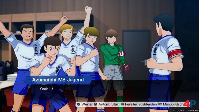 Screenshot - Captain Tsubasa: Rise of New Champions (PS4) 92622573