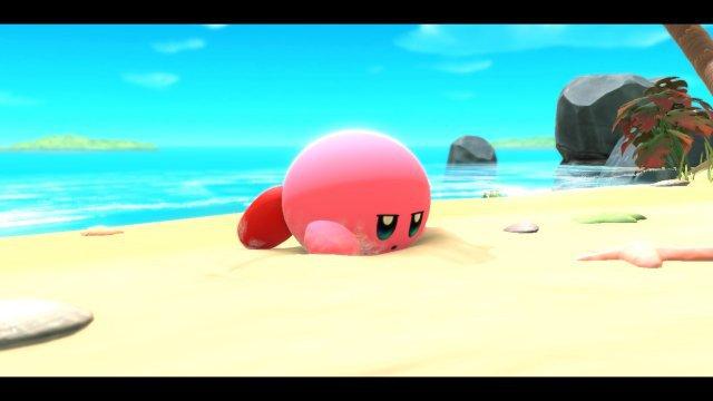 Screenshot - Kirby und das vergessene Land (Switch)