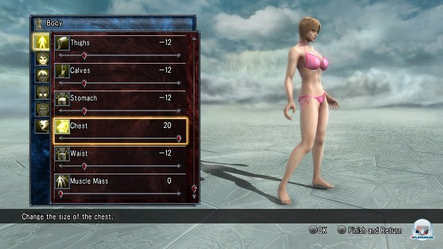 Screenshot - Soul Calibur V (PlayStation3) 2283362