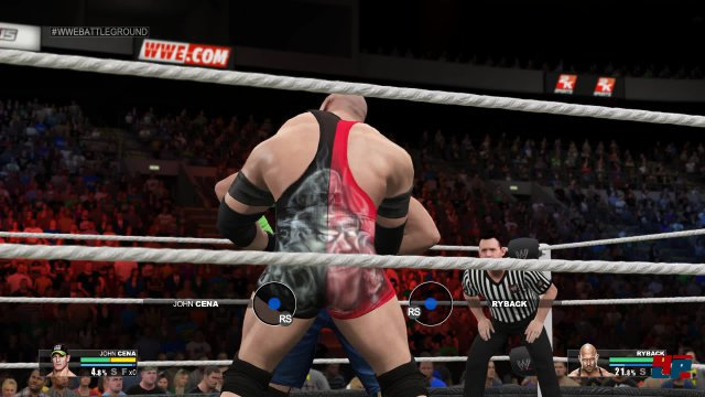 Screenshot - WWE 2K15 (PC) 92504216