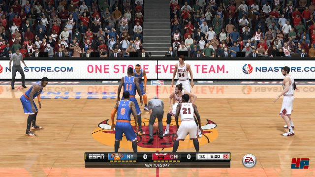 Screenshot - NBA Live 15 (PlayStation4) 92493562
