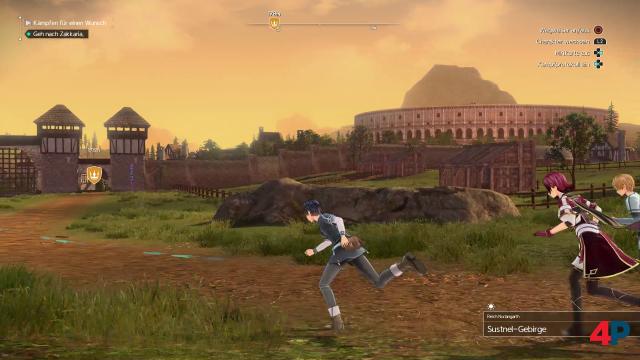 Screenshot - Sword Art Online: Alicization Lycoris (PS4) 92620117