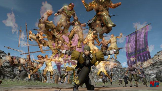 Screenshot - Dynasty Warriors 8: Empires (PC)