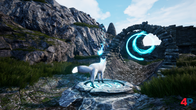 Screenshot - Spirit of the North (PS4) 92600042