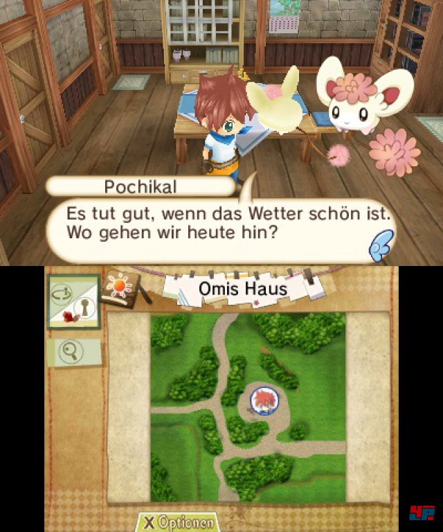 Screenshot - Hometown Story (3DS) 92477345