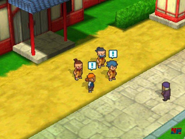 Screenshot - Inazuma Eleven 3: Team Oger greift an! (3DS) 92475099