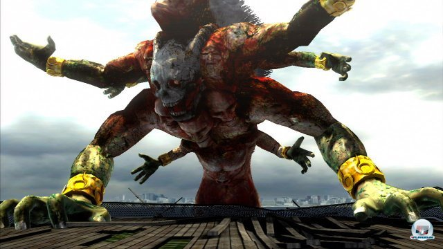 Screenshot - Onechanbara Z: Kagura (360)