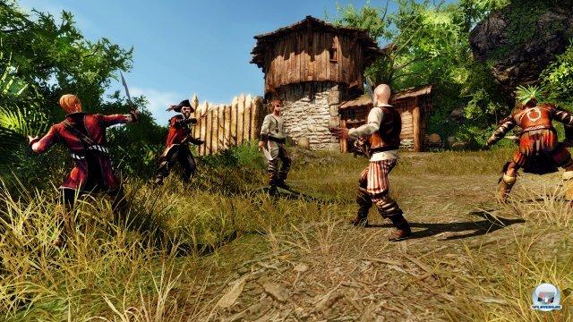 Screenshot - Risen 2: Dark Waters (PC) 2336642