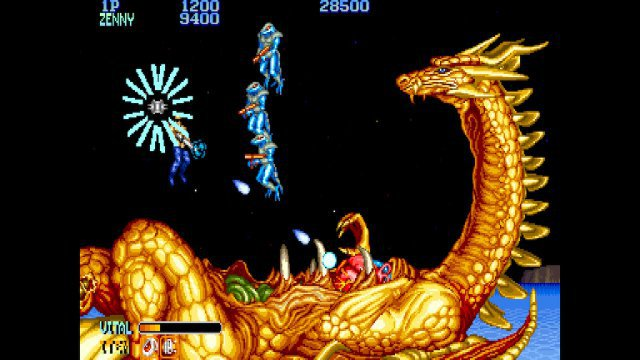 Screenshot - Capcom Arcade Stadium (Switch) 92635199