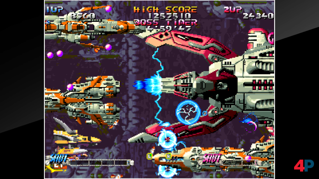 Screenshot - ACA NeoGeo: Blazing Star (PS4) 92610411