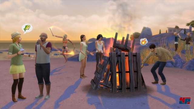 Screenshot - Die Sims 4: Zeit für Freunde (PC) 92510712