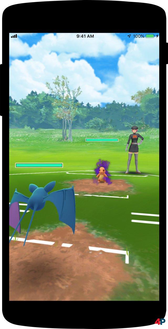 Screenshot - Pokémon GO (Android)