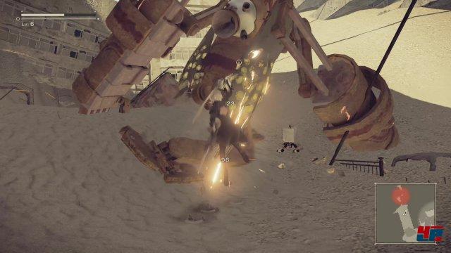 Screenshot - NieR: Automata (One) 92568409