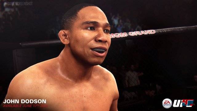 Screenshot - EA Sports UFC (PlayStation4) 92482790