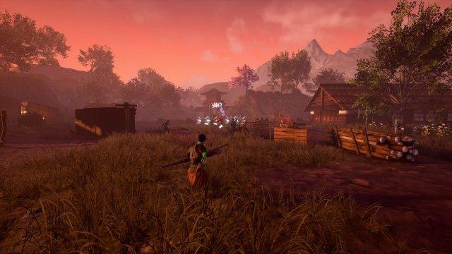 Screenshot - Hanako: Honor & Blade (PC) 92640276