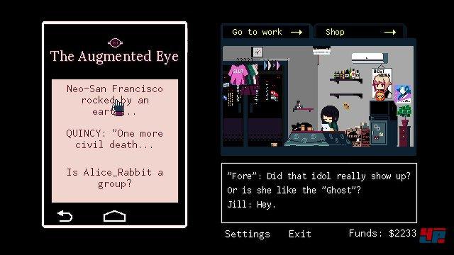 Screenshot - VA-11 Hall-A: Cyberpunk Bartender Action (Switch) 92588262