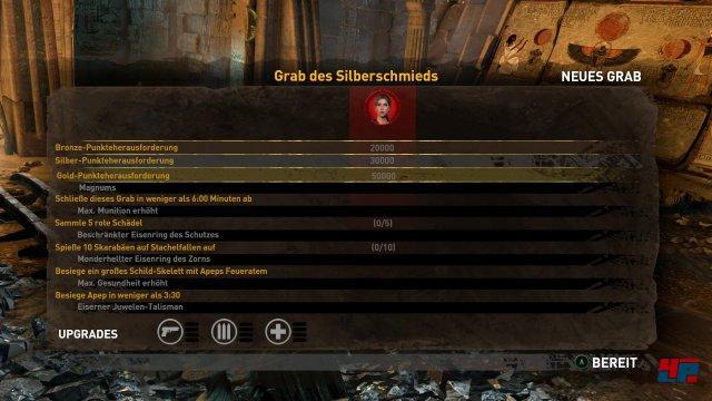 Screenshot - Lara Croft und der Tempel des Osiris (PC)