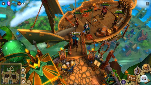Screenshot - Dungeon Defenders 2 (PC) 92457354
